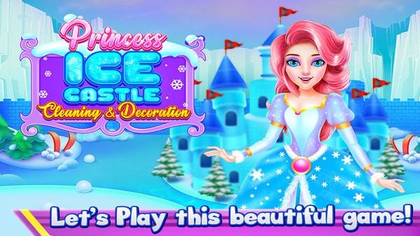 冰雪奇缘公主城堡