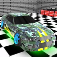 改裝跑車模擬器