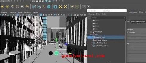 作動畫拖尾效果隨機屬性小工具v1.0