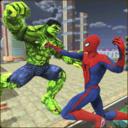 绿巨人大战蜘蛛侠