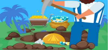 可以冒险又可以挖矿的游戏专题