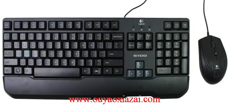 羅技萬能鼠標鍵盤Setpoint驅動