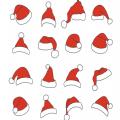 微信圣誕帽2020