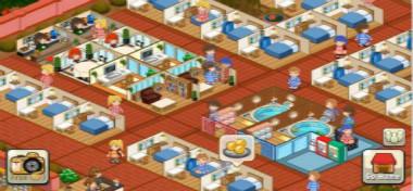 經營餐廳賺錢的游戲專題