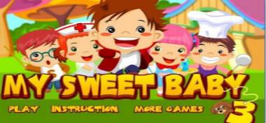 模拟养孩子的游戏专题