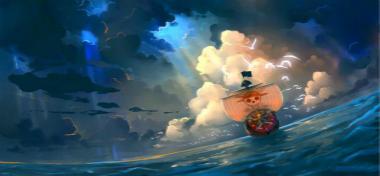 關于海盜的游戲專題