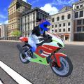 真正的摩托單車賽車