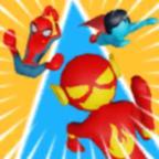 超级英雄比赛跑酷
