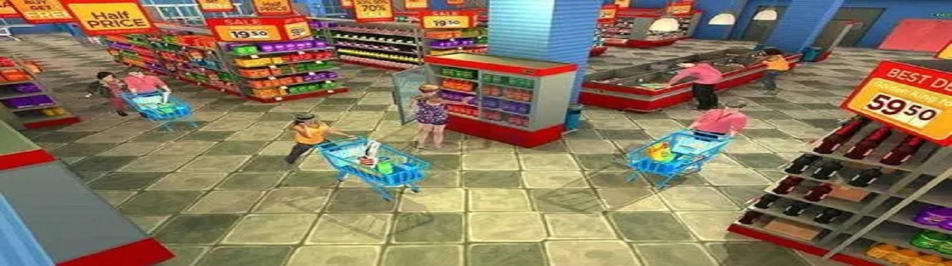 模拟商场开店游戏下载大全