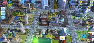 模拟当市长的游戏