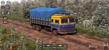 單機版山地貨車模擬駕駛游戲