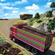 越野貨物汽車駕駛3D