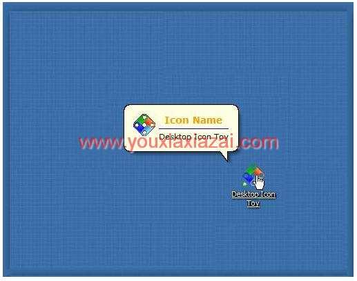 Desktop Icon Toy汉化版