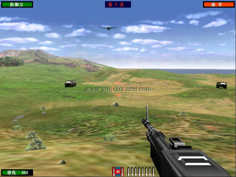 抢滩登陆战2002简体中文版下载 抢滩登陆战2002下载