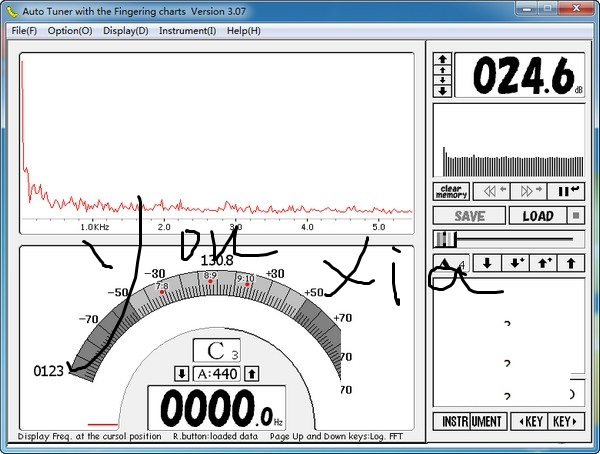 Auto Tuner 校音器軟件 電腦自動校音器