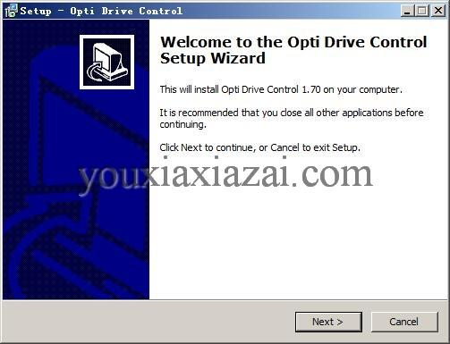 Opti Drive Control下载 光驱测速工具