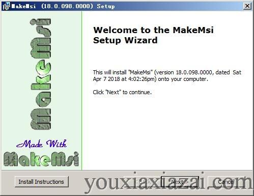 MakeMsi