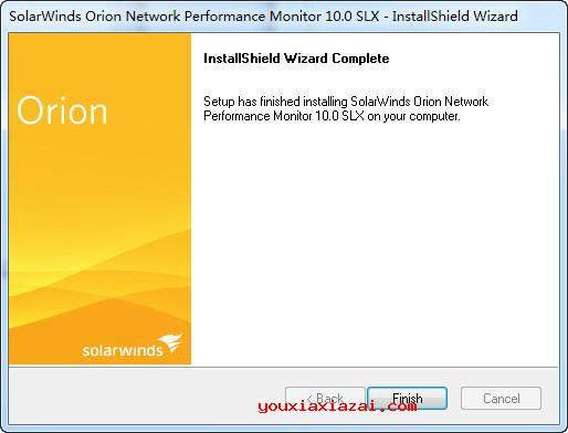 SolarWinds Orion NPM(含solarwinds教程) solarwinds破解版