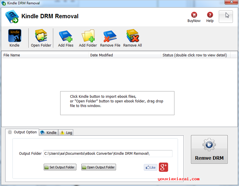 Kindle电子书drm保护 Kindle DRM Removal